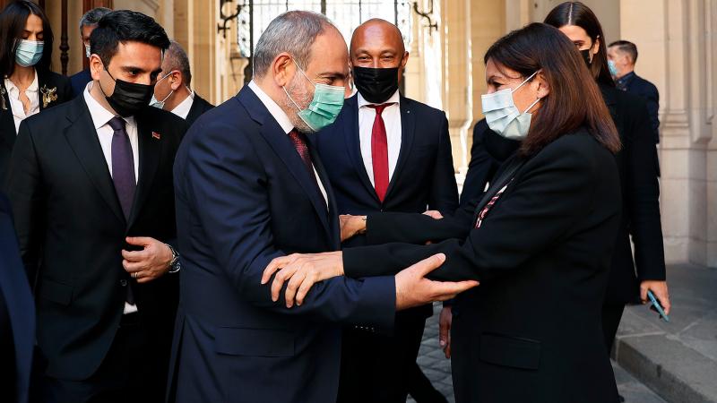 Մենք միշտ Հայաստանի կողքին ենք և շարունակելու ենք գտնվել սերտ կապի մեջ. Փարիզի քաղաքապետը՝ Նիկոլ Փաշինյանին