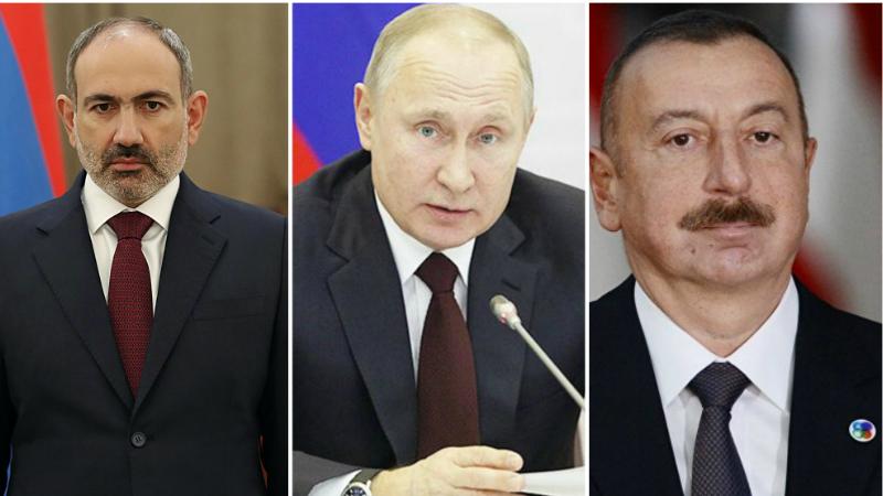 Հրապարակվել է Հայաստանի վարչապետի, Ռուսաստանի և Ադրբեջանի նախագահների հայտարարության պաշտոնական տեքստը