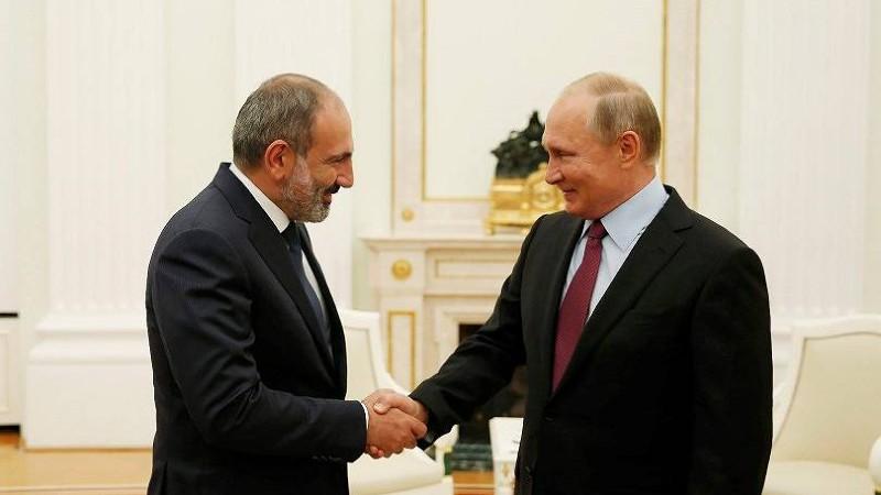 Պուտինը վստահ է, որ Ռուսաստանը և Հայաստանը մոտ ժամանակներս կվերականգնեն առևտրաշրջանառությունը