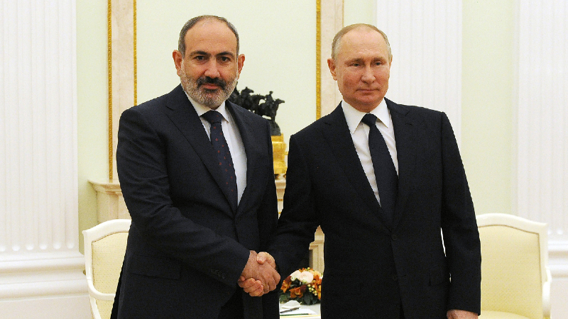 Ռուսաստանի քաղաքականությունն է. աշխատանք՝ իշխանության հետ, հարաբերություն՝ ընդդիմության հետ. «Ժամանակ»