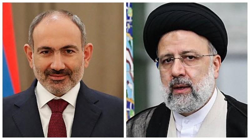 Երկու երկրների փոխգործակցության խորացումն անխուսափելի է. Իրանի նորընտիր նախագահն ուղերձ է հղել Նիկոլ Փաշինյանին