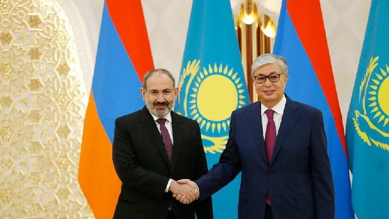 Ղազախստանի նախագահը շնորհավորել է Նիկոլ Փաշինյանին ընտրություններում տարած հաղթանակի համար