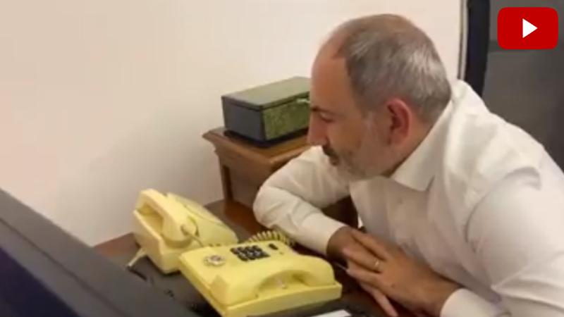 Կեսգիշերն անց զանգահարում եմ առաջնագծի տարբեր տեղամասեր, զրուցում հրամանատարների, զինվորների հետ․ Նիկոլ Փաշինյան (տեսանյութ)
