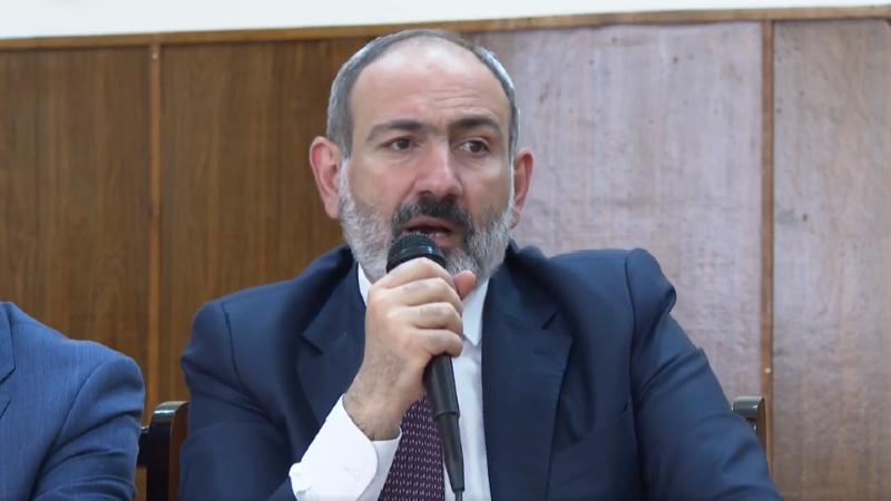 Կամավորական ջոկատներից մեկի հրամանատարը եղել է ադրբեջանական հատուկ ծառայությունների գործակալ. Նիկոլ Փաշինյան