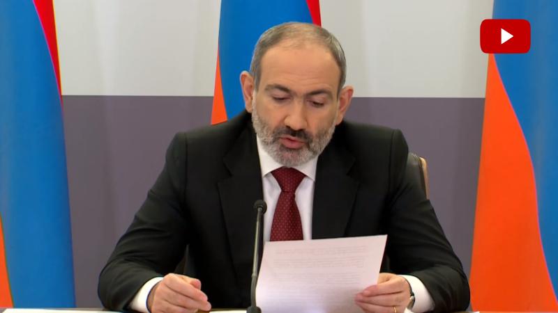 4-րդ 100 փաստը Նոր Հայաստանի մասին. Նիկոլ Փաշինյանն ուղիղ եթերում է
