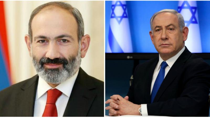 Վստահ եմ, որ Ձեր գլխավորությամբ ձևավորված կոալիցիոն կառվարությունը շարունակելու է Իսրայելի զարգացման վերընթաց ուղին. Փաշինյանը՝  Նեթանյահուին