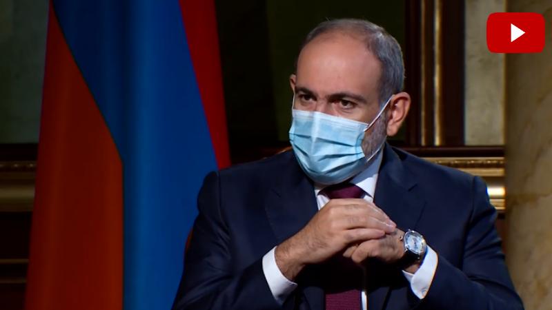 Ադրբեջանի ռազմաքաղաքական ղեկավարության և Հայաստանի ընդդիմադիր որոշ շրջանակների թեզերը ճշգրիտ նույնական են․ Նիկոլ Փաշինյան (տեսանյութ)