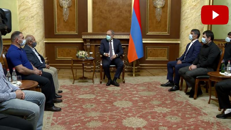 Հաղթանակի այն զգացողությունը, որ պատճառեցիք Հայաստանի ժողովրդին՝ կրկնակի ավելի մեծ արժեք ունի. Փաշինյանը՝ մարզիկներին (տեսանյութ)