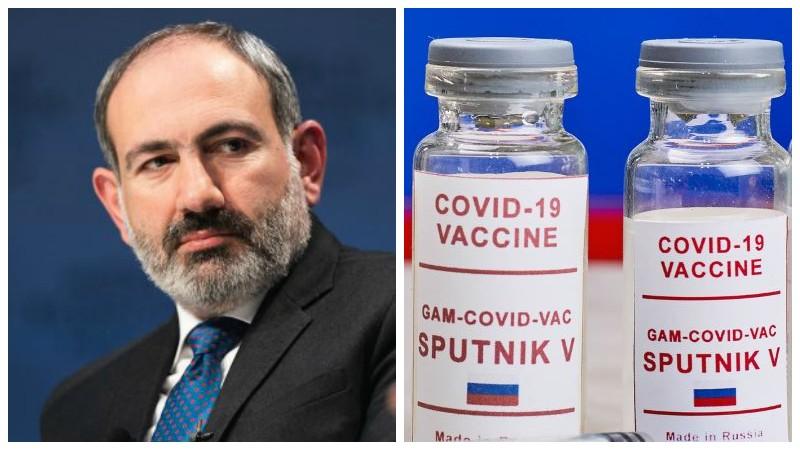 Փաշինյանն ասել է, որ Հայաստանը մեծ վստահություն ունի Sputnik V պատվաստանյութի նկատմամբ