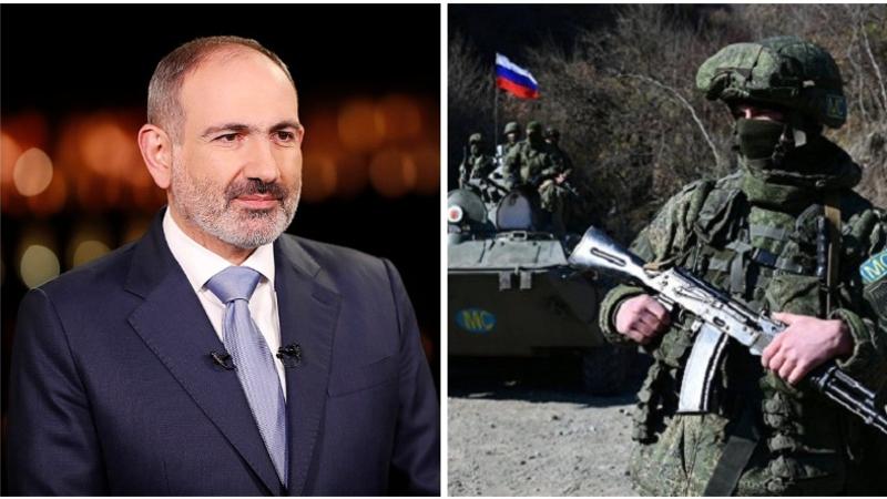 Փաշինյանը բարձր է գնահատել ռուս խաղաղապահների գործունեությունը Լեռնային Ղարաբաղում