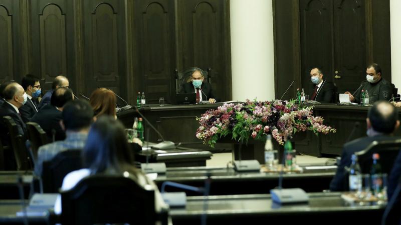 Վարչապետի մոտ իրավապահ համակարգի ղեկավարների մասնակցությամբ տեղի է ունեցել խորհրդակցություն