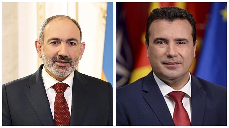 Վարչապետը շնորհավորական ուղերձ է հղել Հյուսիսային Մակեդոնիայի վարչապետին՝ Անկախության օրվա առթիվ