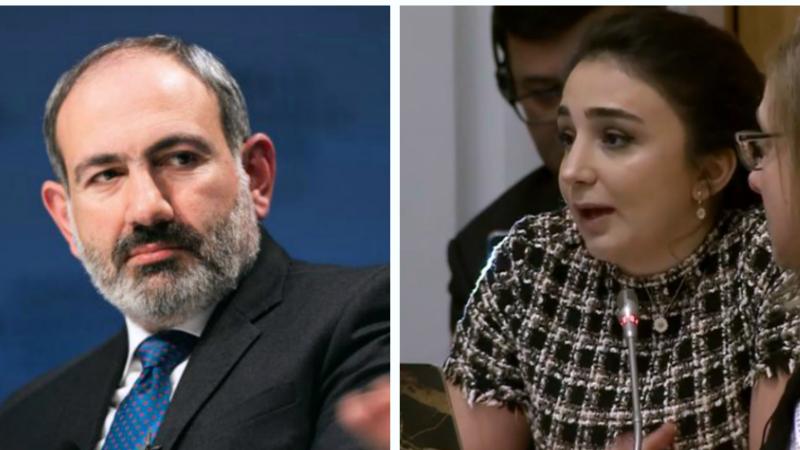 Ադրբեջանում՝ որտեղ մարդուն հերոսացնում են այն բանի համար, որ նա սպանել է հայի, շատ են սիրում խոսել տարածքների մասին․ Փաշինյանի պատասխանն ադրբեջանուհու հարցին