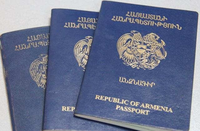 Կառավարությունը կփոխհատուցի Սիրիայում, Լիբանանում և Իրաքում տրամադրված ՀՀ անձնագրերի պետտուրքը
