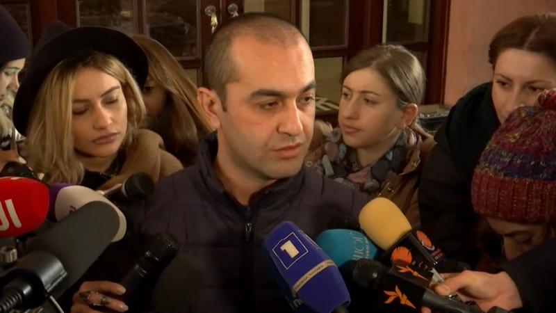 Ռուբեն Հայրապետյանի տանը խուզարկությամբ ոչինչ չի հայտնաբերվել. փաստաբան