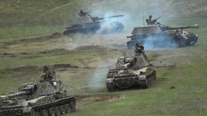 Բերձոր քաղաքից հարավ-արևելք թշնամական ուժերը զրահատեխնիկայի ներգրավմամբ նախաձեռնել են հերթական հարձակումը