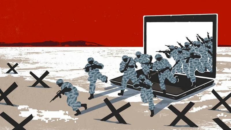 Այս պատերազմում ուժեղ ենք նաև վիրտուալ հատվածում. «Իրատես»