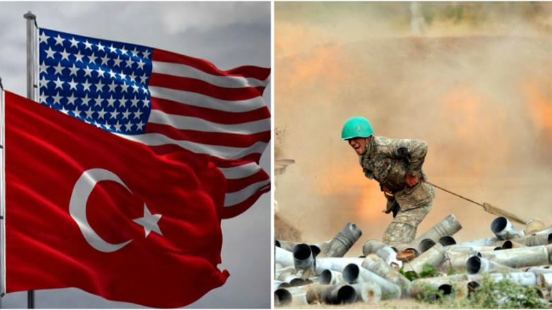 ԱՄՆ-ն մտահոգված է ԼՂ-ում ռազմական գործողություններում Թուրքիայի դերակատարմամբ