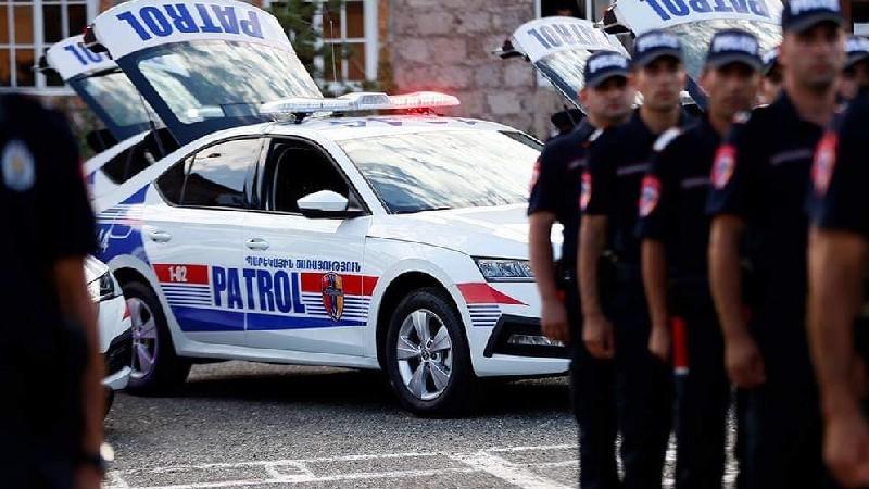 Ուսուցման ընդունելություն-մրցույթ՝ ոստիկանության պարեկային ծառայությունում պաշտոնի նշանակվելու համար