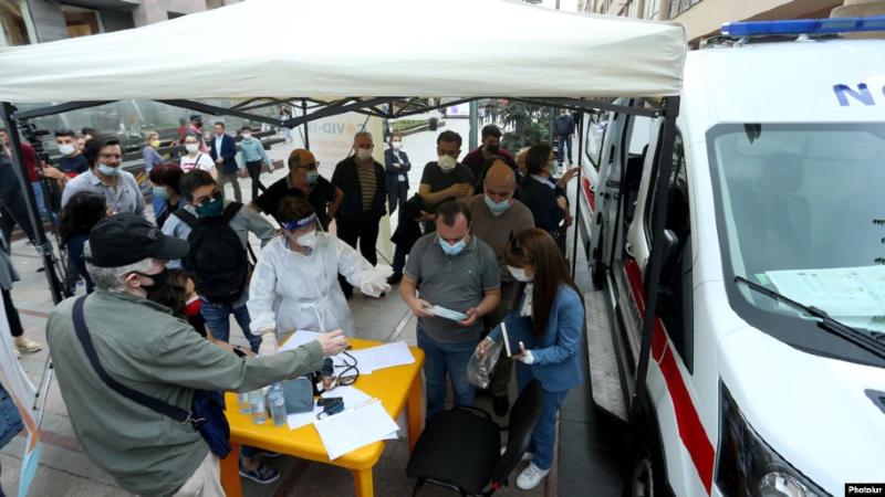 ՀՀ-ում օտարերկրացիների պատվաստման կարգը փոփոխության է ենթարկվել