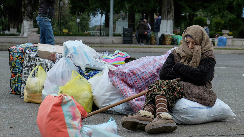 Ռուս խաղաղապահների ուղեկցությամբ Արցախ է վերադարձել ևս 1126 փախստական