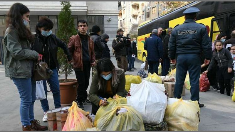 Արցախ է վերադարձել ևս 566 փախստական․ ՌԴ ՊՆ