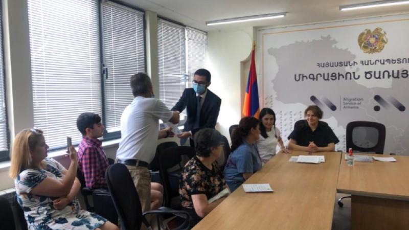 Մեկնարկել է Ադրբեջանից բռնագաղթած փախստականների բնակապահովման երրորդ փուլը