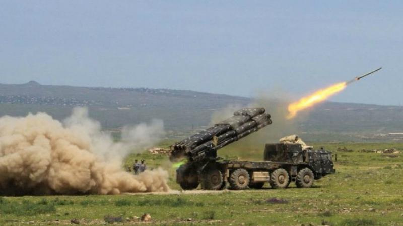 Պայթեցվել է ադրբեջանական հրթիռային համակարգը, որից նրանք հարվածել են Ստեփանակերտին. Wargonzo