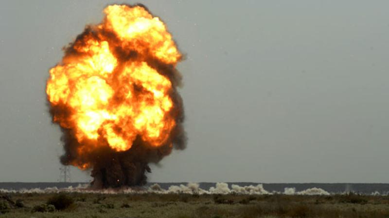 Զոդման աշխատանքների ժամանակ տեղի է ունեցել 20 տոննա դիզելային վառելիքի բաքի պայթյուն` հրդեհի բռնկումով․ կա զոհ