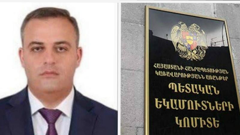 Կորոնավիրուսից 41 տարեկանում մահացել է ՊԵԿ աշխատակից Ռաֆայել Գյուլասարյանը