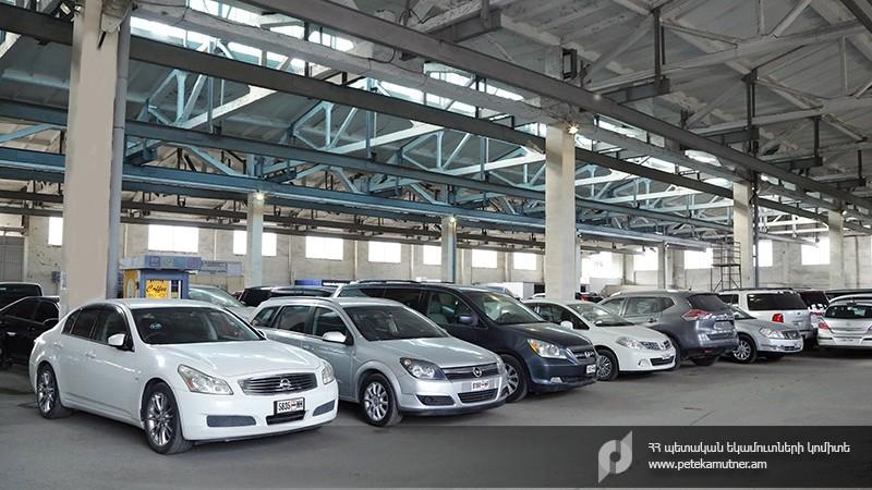ՊԵԿ-ը հայտարարություն է տարածել անձնական օգտագործման նպատակով ժամանակավոր ՀՀ ներմուծված մեքենաների վերաբերյալ