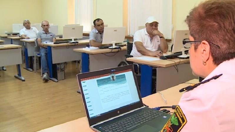ՊԵԿ ուսումնական կենտրոնում Հայրենիքի պաշտպաններն հաջողությամբ անցել են թեստավորման փուլը (տեսանյութ)