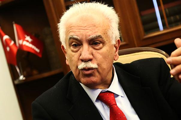 Թուրք ազգայնական գործիչ Փերինչեքն  առաջադրել է իր թեկնածությունը երկրի նախագահի պաշտոնում