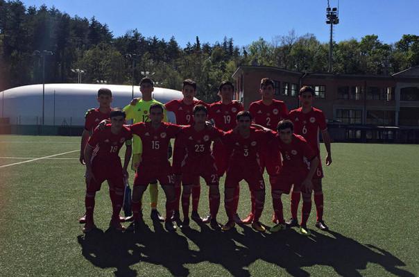Հայաստանի Մ16 հավաքականը 11 մետրանոցներով պարտվեց Սան Մարինոյին