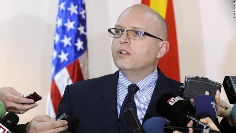 ԱՄՆ փոխպետքարտուղարի պաշտոնակատարը կայցելի Հայաստան