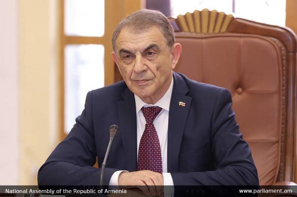 Արա Բաբլոյանը ցավակցական ուղերձ է հղել Սերգեյ Համբարձումյանի մահվան կապակցությամբ