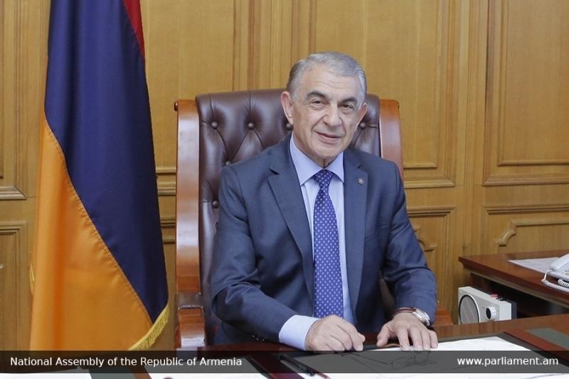Երևանը Ֆրանկոֆոնիայի գագաթաժողովի շրջանակում մտադրություն ունի կազմակերպել տնտեսական ֆորում. ԱԺ նախագահ Արա Բաբլոյան