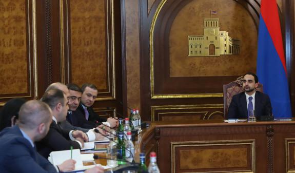 Հայաստանի էներգետիկ անվտանգության վերաբերյալ Կառավարությունում քննարկում է անցկացվել