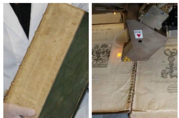 Դանիական համալսարանի գրադարանում XVI և XVII դարերին պատկանող թունավոր գրքեր են հայտնաբերվել