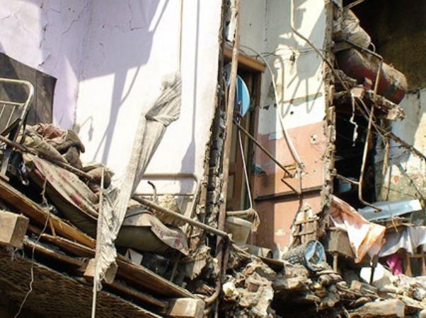 Փլուզում Գյումրիում. 11 բնակիչ տարհանվել է