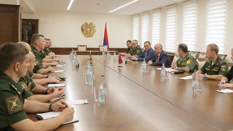 Ինչու են ՌԴ ռազմական մասնագետներն այցելել Հայաստան. «Ժողովուրդ»