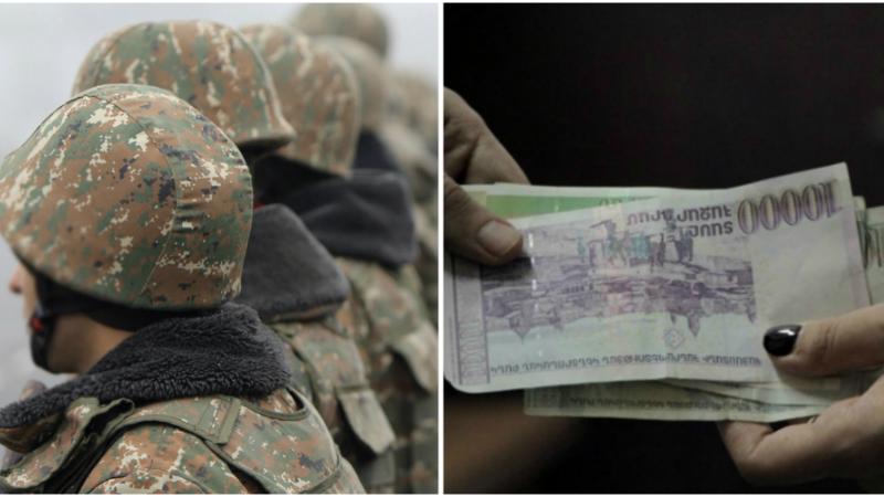 Վերջին 10 օրվա ընթացքում «Զինծառայողների ապահովագրության» հիմնադրամին ուղարկված նվիրաբերությունների թիվը կրկնապատկվել է