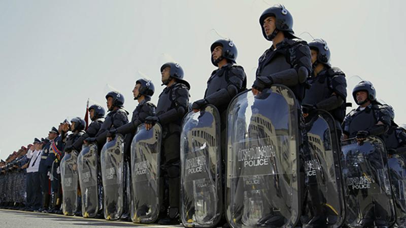 Հայտարարություն ոստիկանության կողմից միջպետական ճանապարհի փակման վերաբերյալ