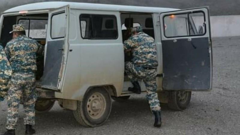 Փոխանցվել է ևս մեկ զոհված զինծառայողի աճյուն