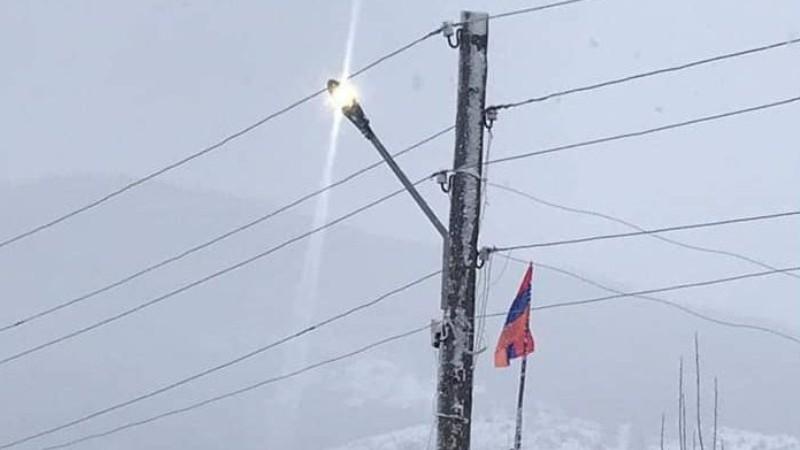 Շուռնուխ բնակավայրն ամբողջովին լուսավորվում է․ Գորիսի համայնքապետարան