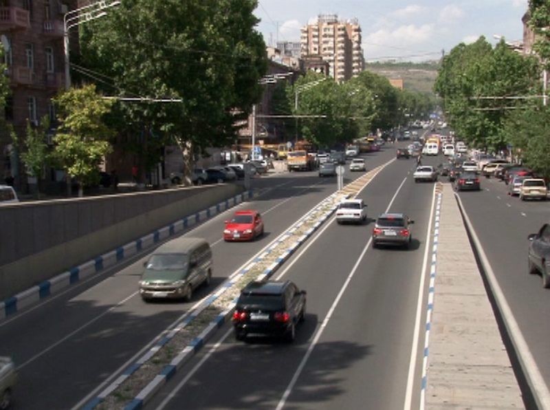 Գինու փառատոնի օրերին Երևանում փողոցներ են փակվելու