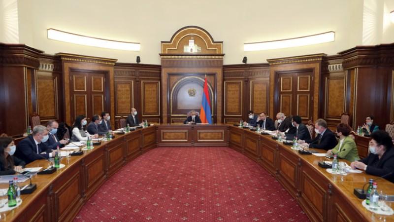 Կայացել է ՀՀ-ԵՄ Համապարփակ և ընդլայնված գործընկերության համաձայնագրի կիրարկման վերաբերյալ հերթական նիստը