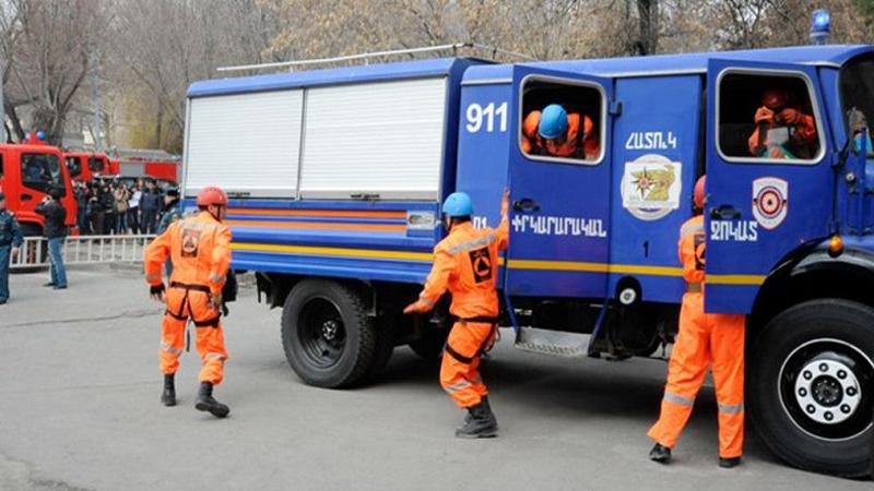 Փրկարարական օպերատիվ գործողությունների արդյունքում փրկվել է 4 քաղաքացի. ԱԻՆ-ն ամփոփում է անցած շաբաթը
