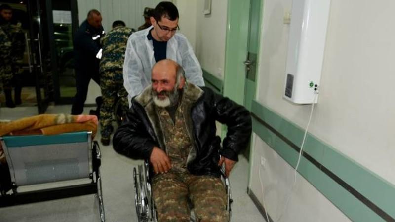 Ինչպես են 61 օր գոյատևել Արցախում հայտնաբերված հայրն ու որդին