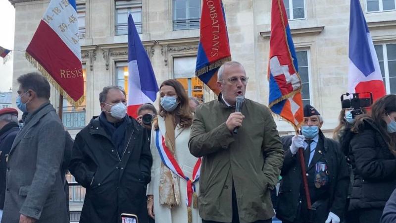 Ֆրանսիացի պատգամավորը Արցախի անկախության ճանաչման մասին բանաձև է ներկայացնելու երկրի խորհրդարան